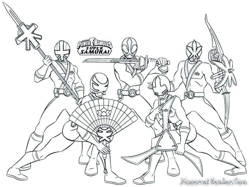863x647 Power Rangers Coloring Pages Great Power Ranger Coloring Pages