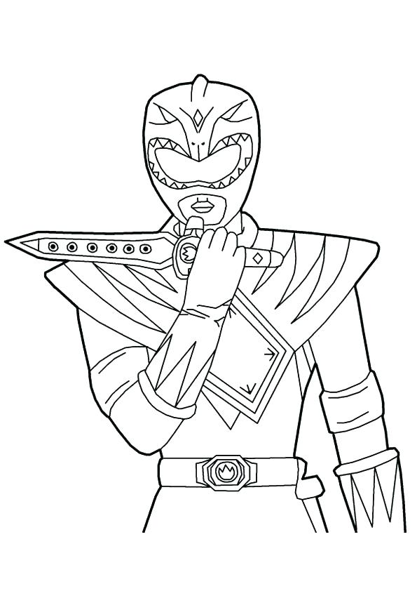 595x842 Power Rangers Samurai Coloring Pages Together With Power Rangers
