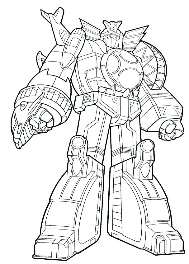 Green Ranger Coloring Pages At Getdrawings Com Free For Personal