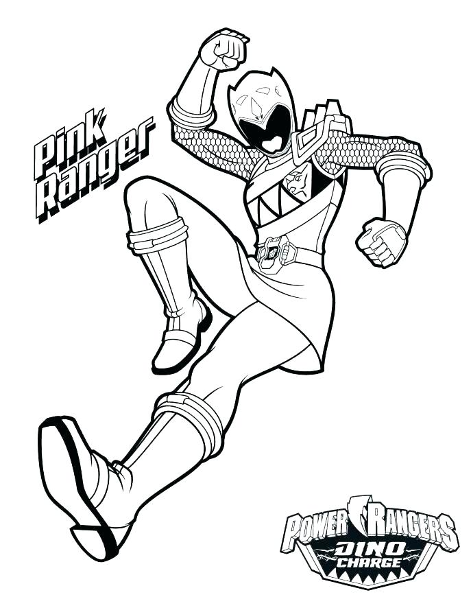 687x889 Power Ranger Coloring Page Power Ranger Coloring Pages Power