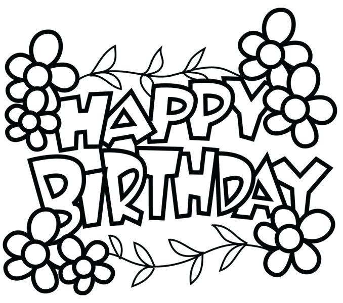 678x600 Happy Birthday Card Print Out Free Printable Happy Birthday Card