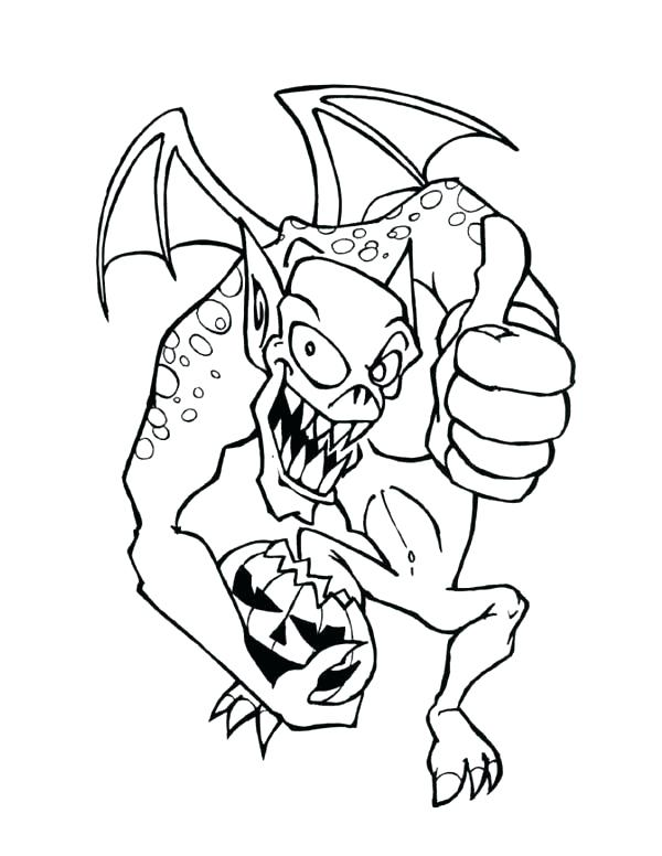 Gremlins Coloring Pages At Getdrawings Com Free For Personal Use