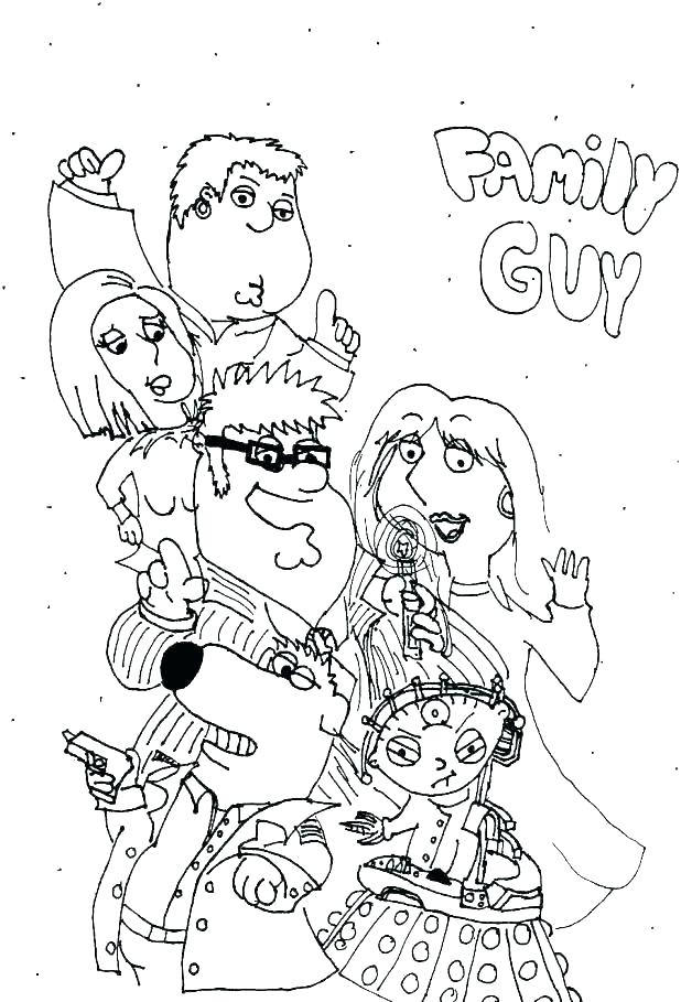 618x909 String Family Coloring Page String Family Coloring Page Family