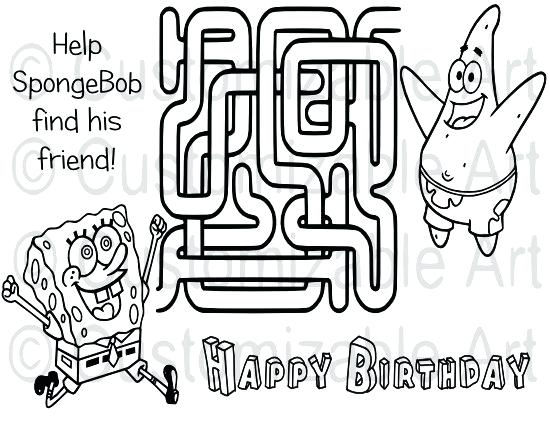 550x425 Coloring Pages Online Printable Letter W Capital B Maze N Sheet