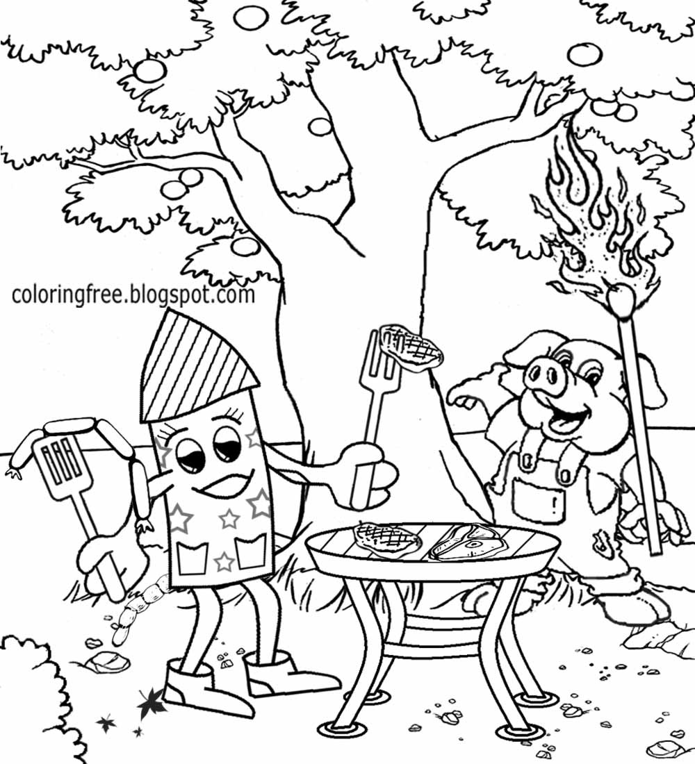 1000x1100 Lets Coloring Book Firework Printable Pyrotechnics Rocket