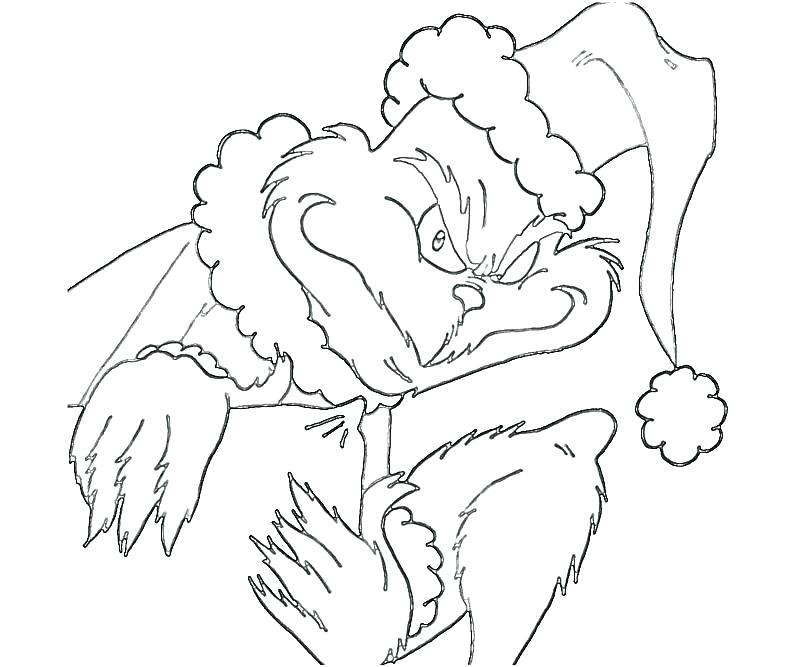 800x667 Grinch Coloring Page Free Coloring Pages Coloring Grinch Colouring