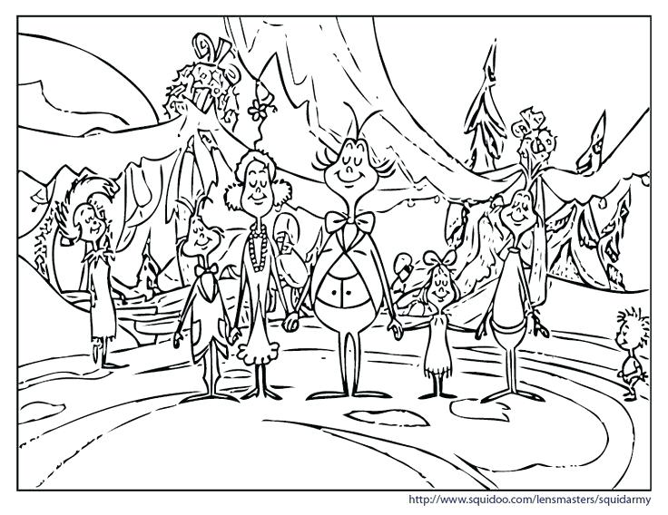 736x568 The Grinch Coloring Page The Coloring Sheet Coloring Pages Max