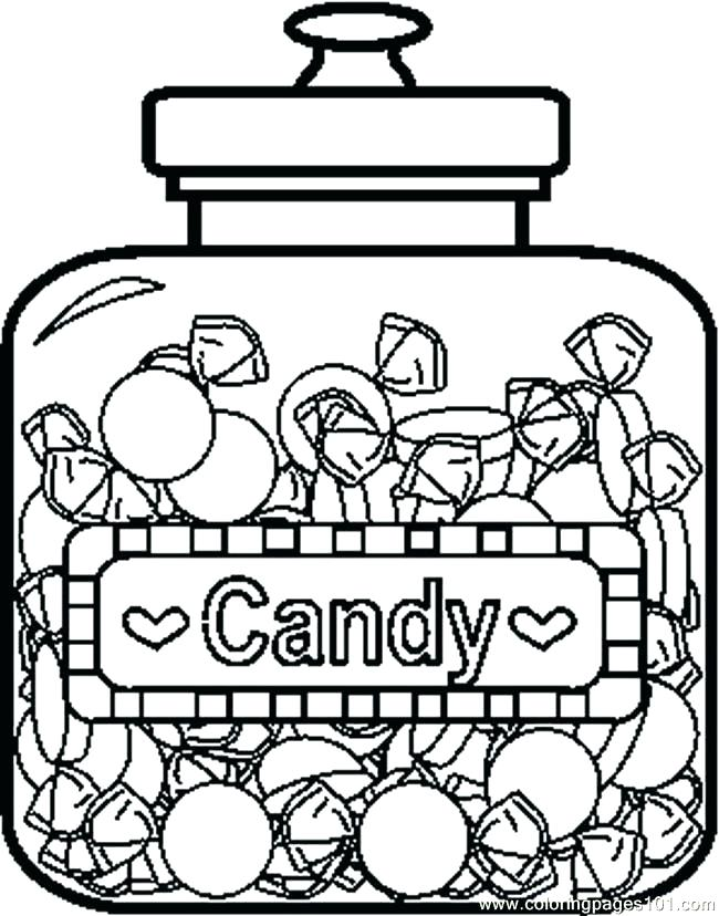 650x828 Store Coloring Page Coloring Page Coloring Page Free Candy