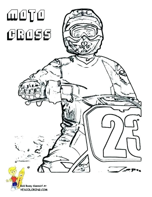 612x792 Bike Helmet Safety Coloring Pages Page Bicycle New Dirt Gear C