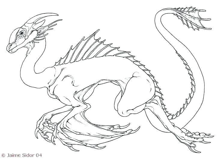 736x531 Unique Puff The Magic Dragon Coloring Pages