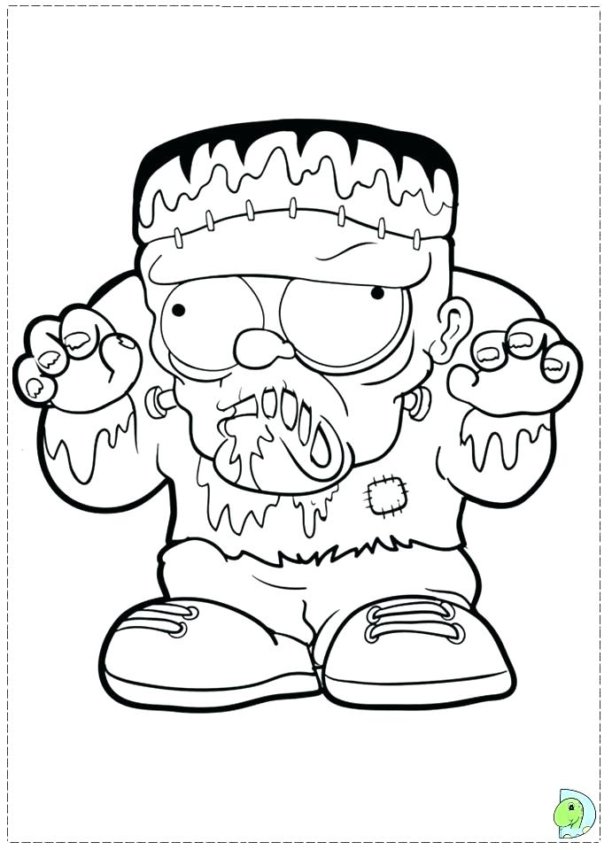 691x960 Grossery Gang Coloring Pages With Awesome Gang Coloring Pages