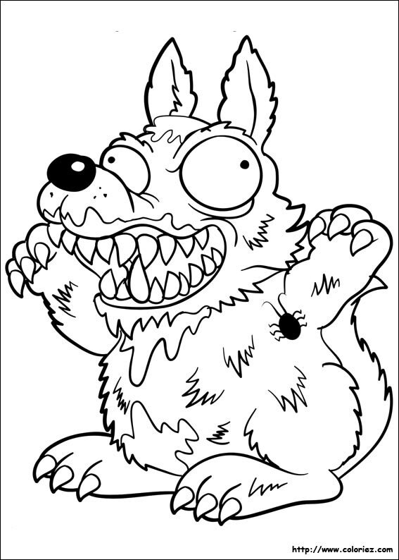 567x794 Grossery Gang Coloring Sheets