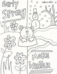 236x304 Free Printable Coloring Pages Groundhog Day Pages Misc