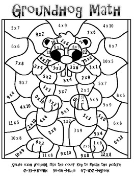 263x350 Opulent Design Groundhog Day Coloring Pages Free Printable Forest