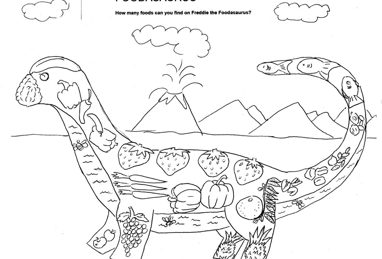 1328x900 Food Group Coloring Pages Dairy Products