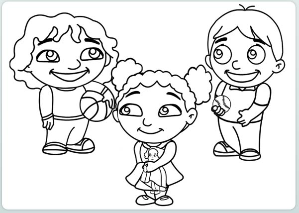 601x428 Coloring Pages