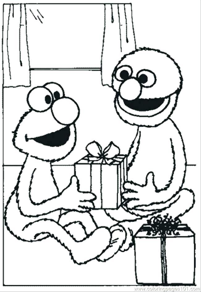 650x945 Grover Coloring Page Coloring Page Coloring Pages Normal Cartoons
