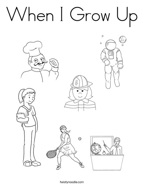 Growing Coloring Pages At Getdrawings Free Download
