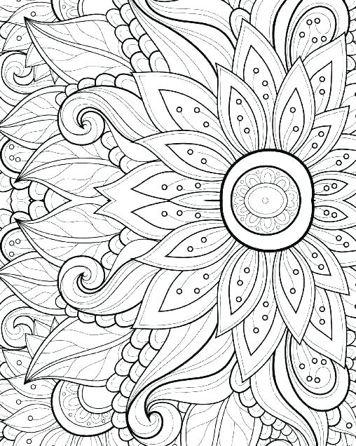 508x636 Adult Coloring Page Coloring Adult Coloring Pages Easter