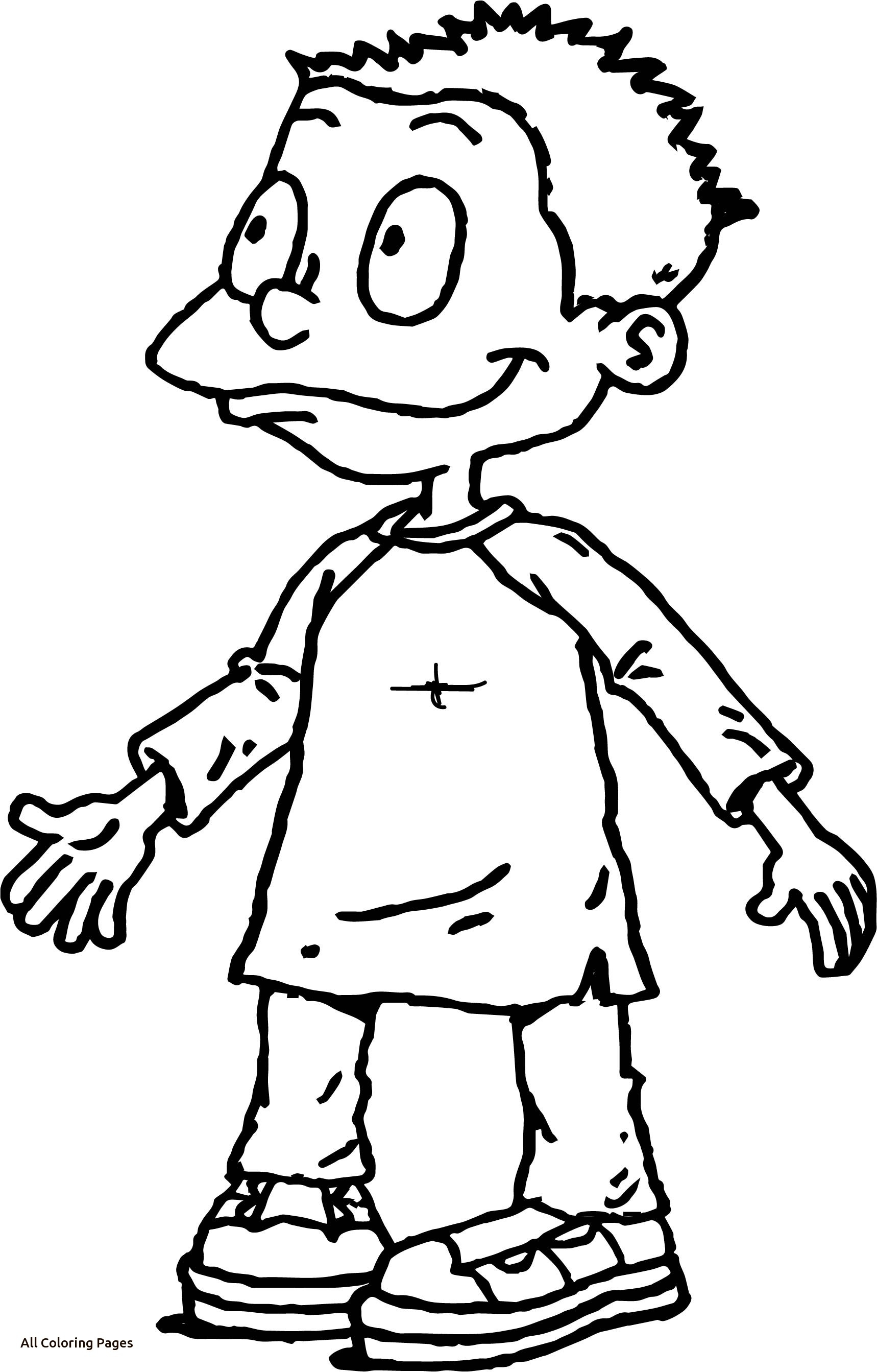 1718x2686 Grown Up Coloring Pages Best Of Tommy Pickles Rugrats All Grown Up