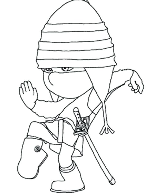 600x783 Gru Coloring Page Full Size Of Me Coloring Pages Despicable Me
