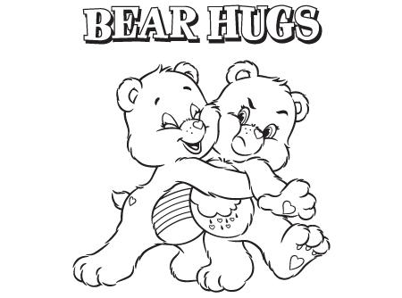 450x334 Bear Hugs! Care Bears Activity Ag Kidzone