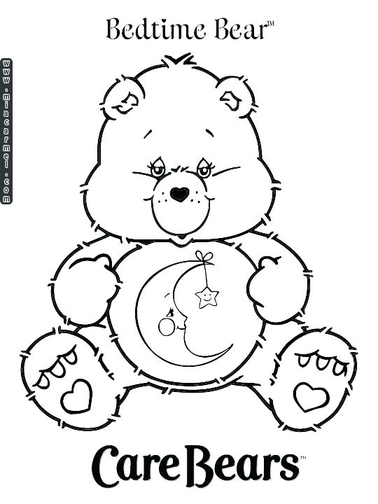 540x720 Care Bear Coloring Pages Care Bear Coloring Pictures Grumpy Care