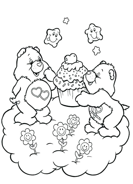 550x757 Care Bears Coloring Page Teddy Bears Coloring Pages Teddy Bears