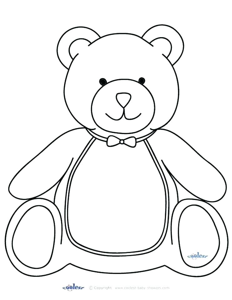 742x960 Bears Coloring Pages Coloring Pages Teddy Bears Coloring Pages
