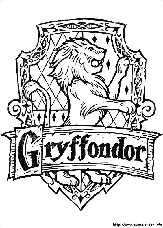 564x789 Hogwarts Crest Coloring Page Harry Potter Harry Potter And Harry