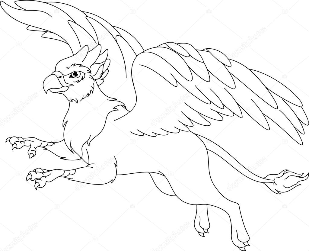 1024x831 Griffin Coloring Pages Images Free Coloring Pages