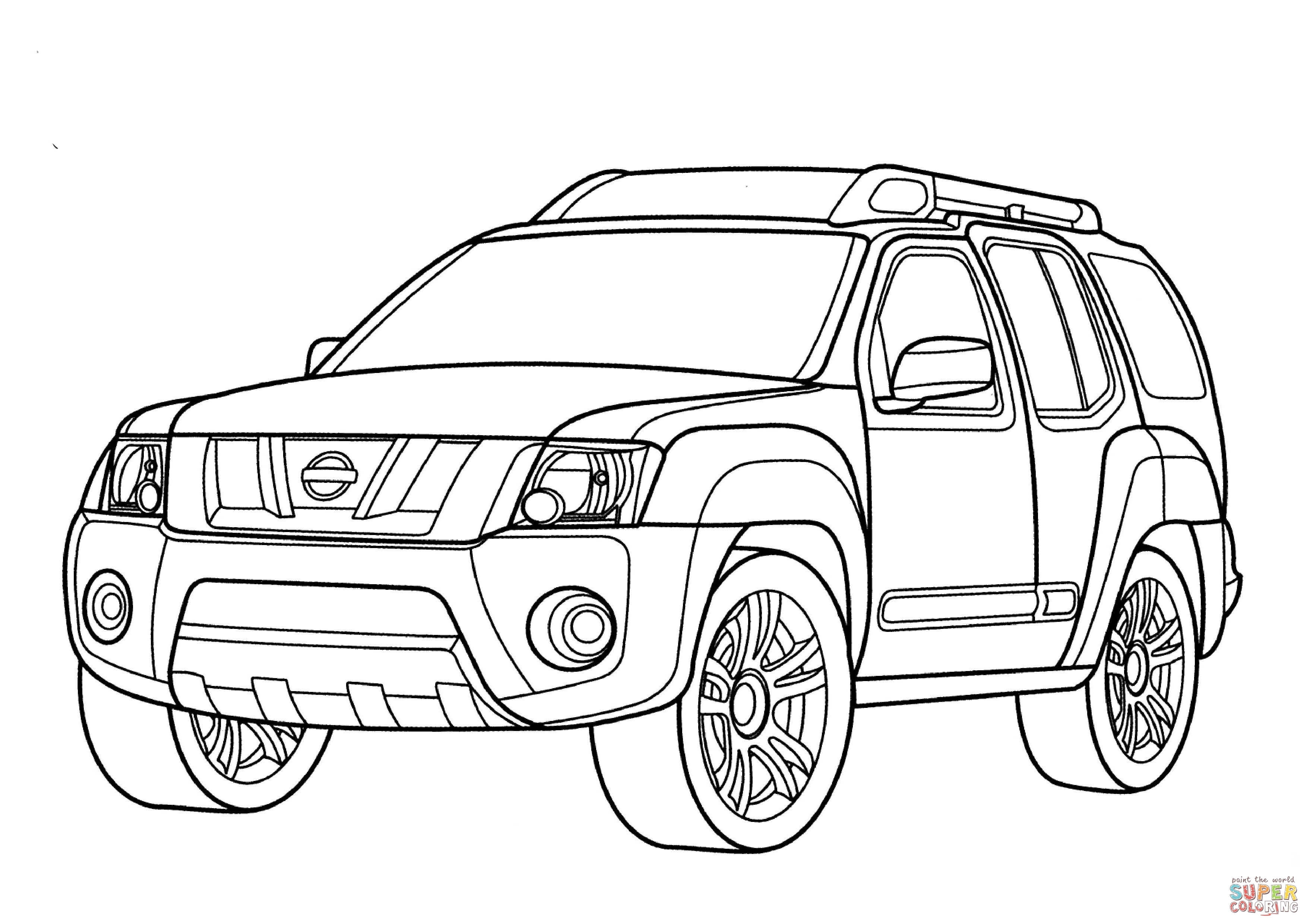 Gtr Coloring Pages At Getdrawings Com Free For Personal