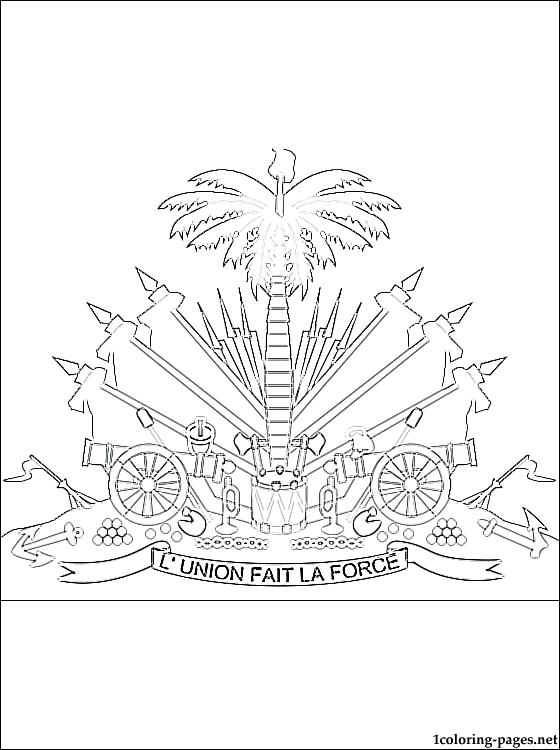 560x750 Haiti Flag Coloring Page Flag Coloring Page Flag Coloring Page