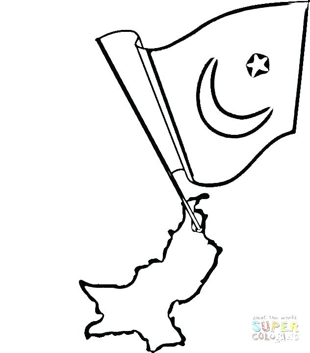 632x720 Jamaica Flag Coloring Page State Flag Coloring Page State Flag