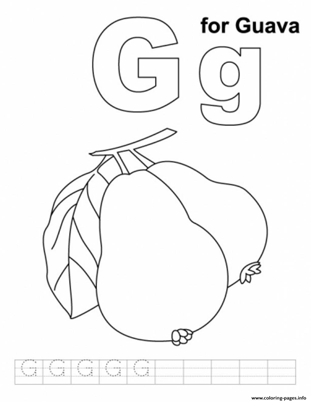 1024x1324 guava s alphabet coloring pages printable