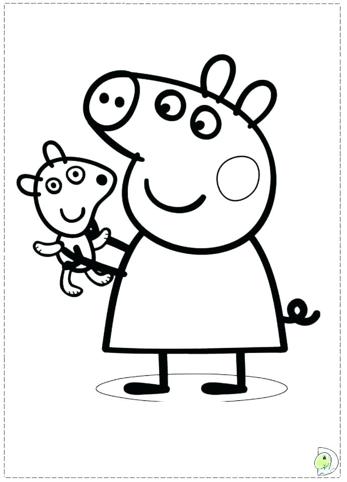 691x960 Cute Guinea Pig Coloring Pages Printable Coloring Coloring Page