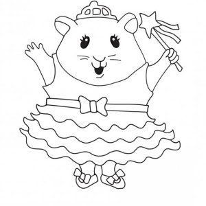 300x300 Guinea Pig Coloring Pages Educational Coloring Pages