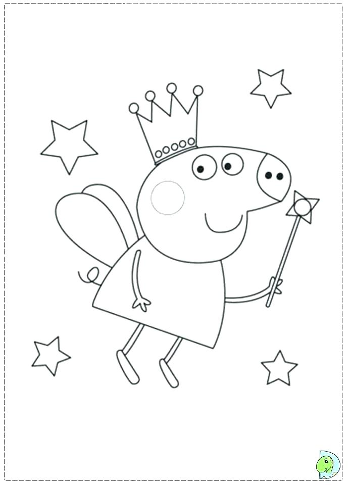 691x960 Coloring Pages Pigs Beautiful Design Pig Coloring Page Pages Free
