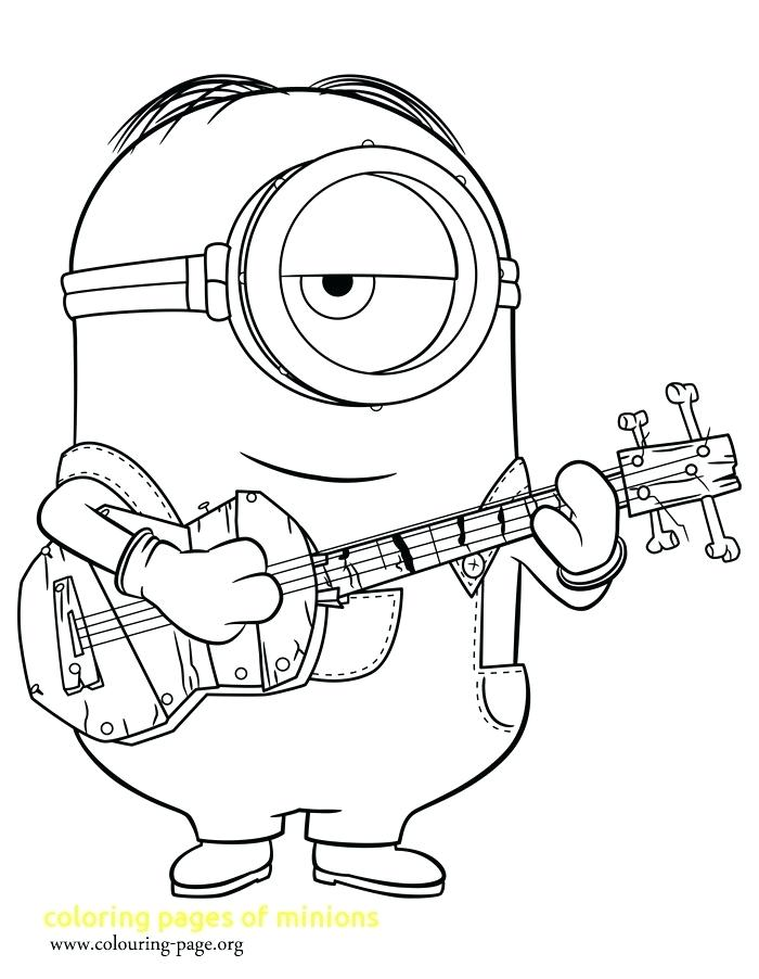 700x902 Guitar Coloring Pages Guitar G Page Electric Bass Colouring Pages
