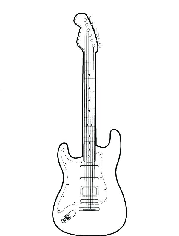 Neck Bass Guitar Art