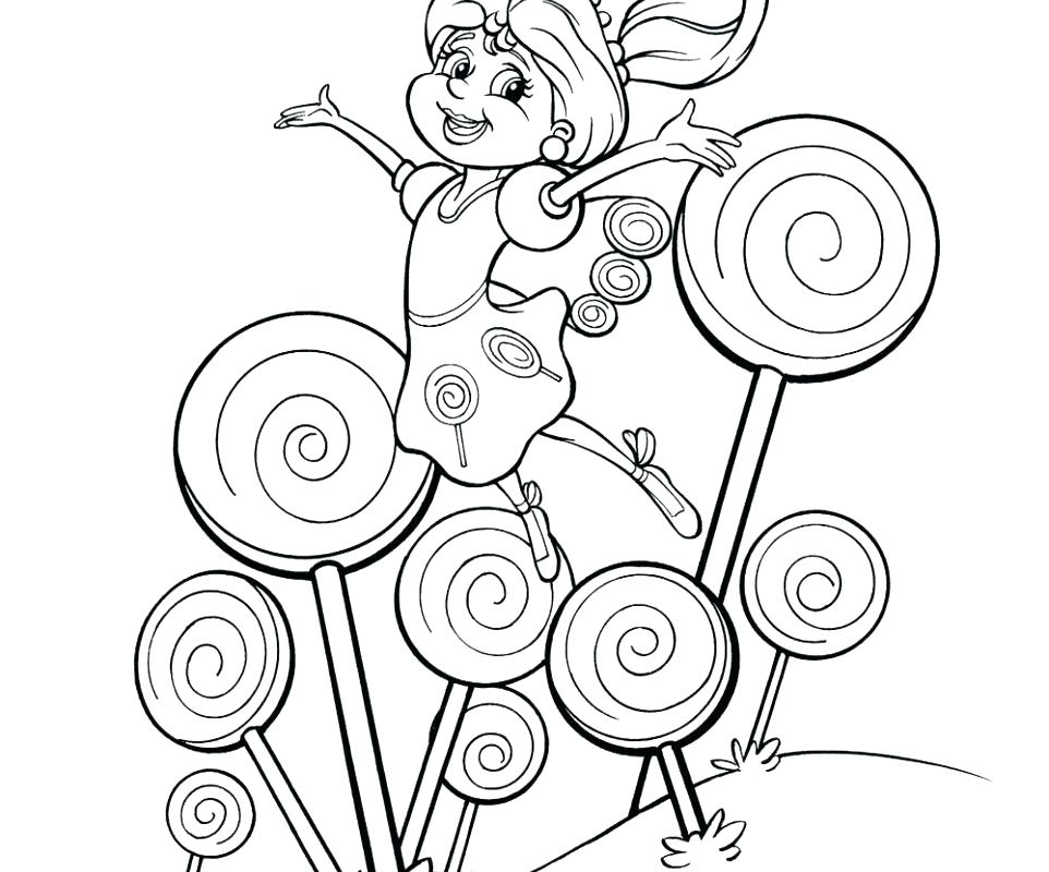 962x800 Candyland Coloring Page Candy Coloring Pages Candy Color Pages