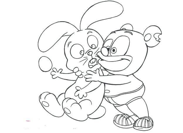 The Best Free Gummy Coloring Page Images Download From 51