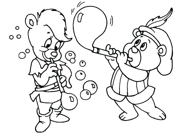 600x443 Gummy Bear Coloring Pages Print Bear Coloring Page Gummy Bear