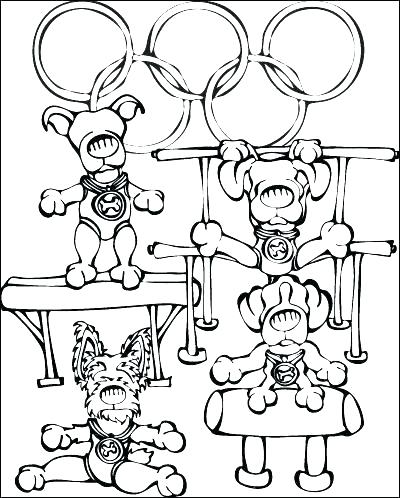 400x498 Exciting Dora Coloring Pages Printable Gymnastic Coloring Pages
