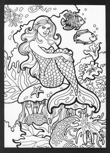 429x600 Just Add Water Coloring Pages Free