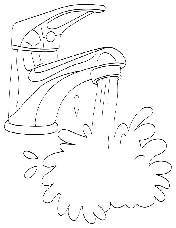 612x792 Just Add Water Coloring Pages Fresh Water Coloring Pages