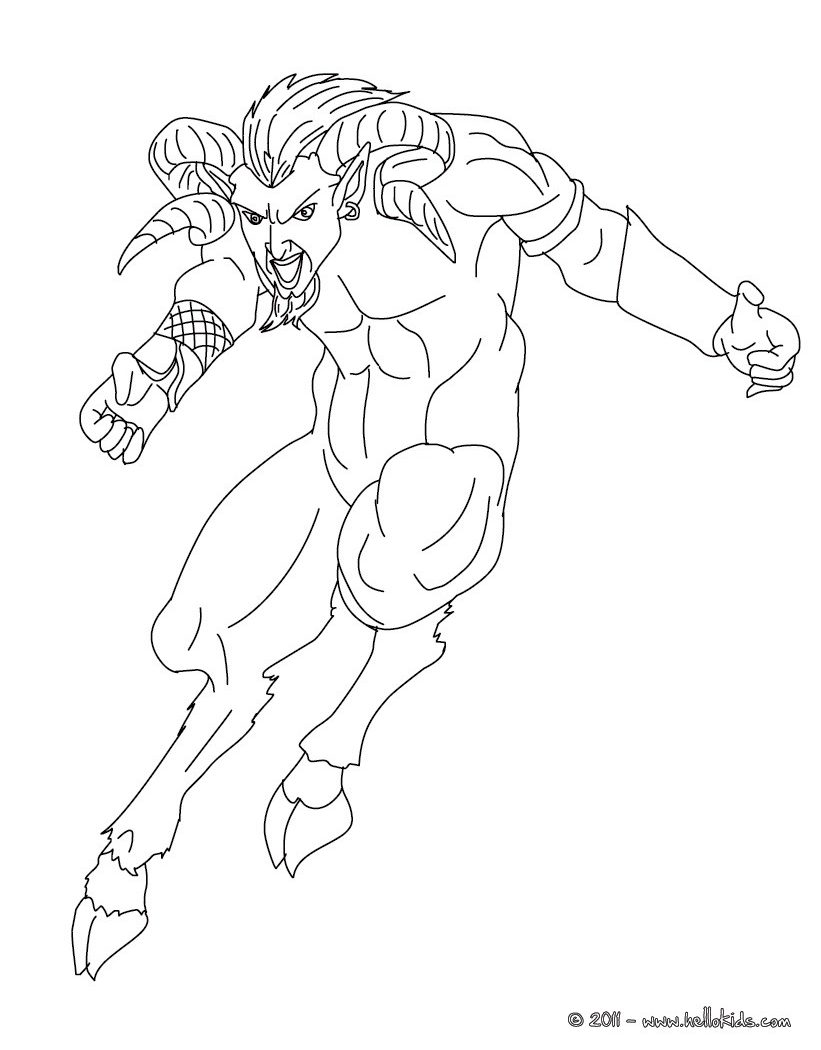821x1050 Fantastic Hades Coloring Page Hercules Pages Disney Colouring