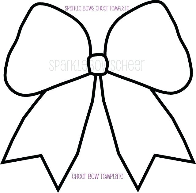 640x628 Fantastic Cheer Bow Coloring Pages Pictures Inspiration Example