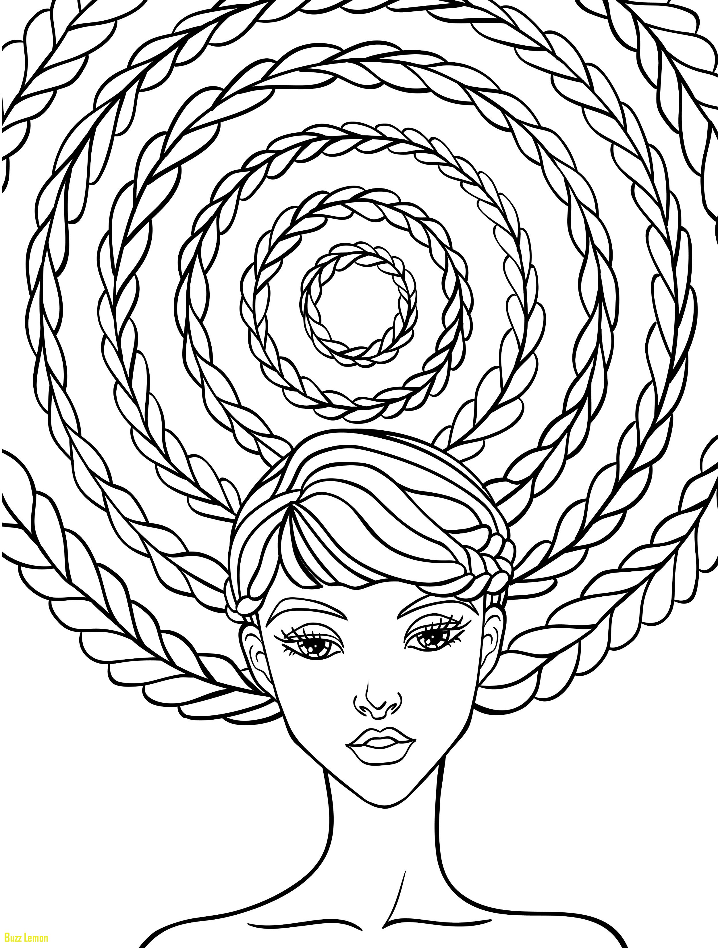 2500x3300 Coloring Page Hair Beautiful Coloring Pages Hair Me On Hair Brush