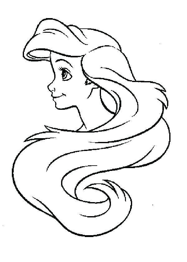 600x840 Hair Coloring Page Bow Coloring Page Good Hair Coloring Pages Best